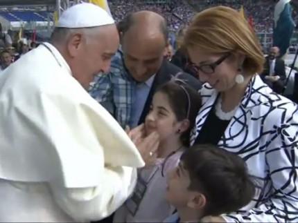 Papa y Familia